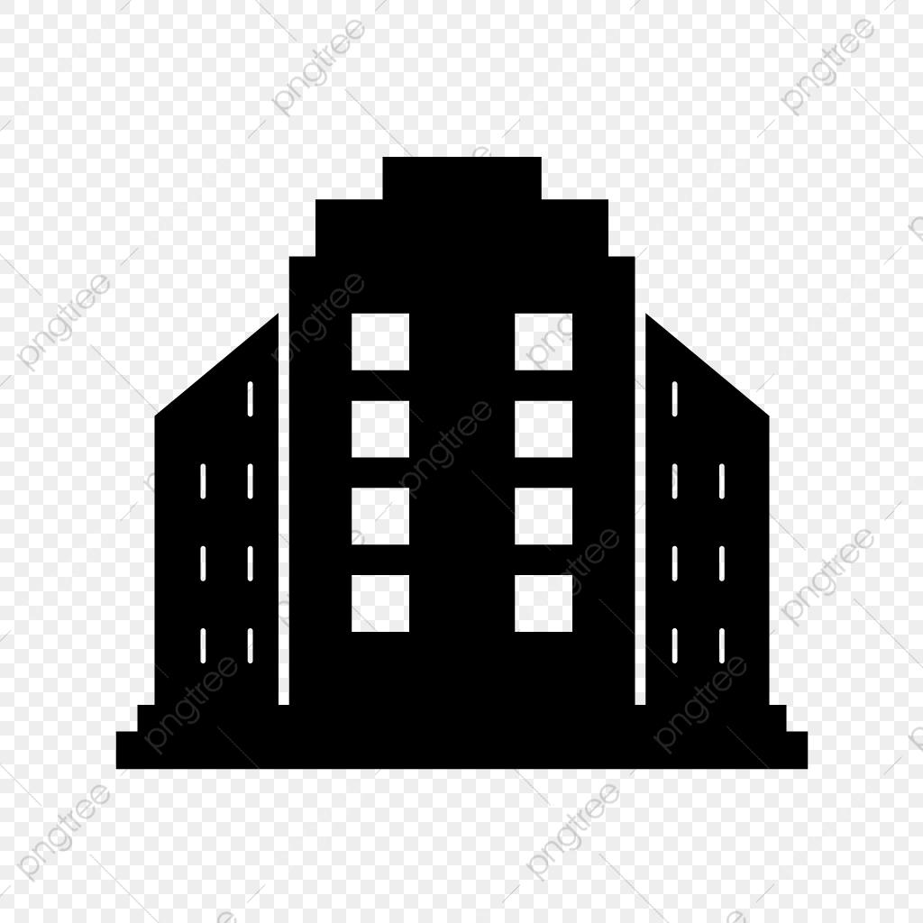 Edificio Icono Vector, Antecedentes, Edificio Icono, Edificios PNG y.