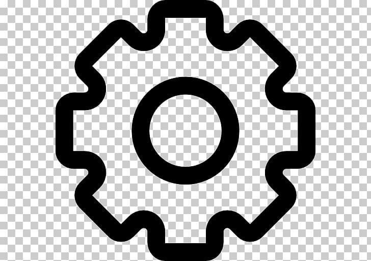 Tabla de iconos de equipo símbolo de engranaje, símbolo PNG.