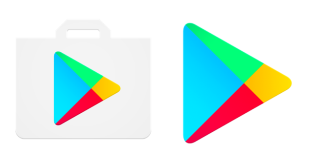 Descarga Google Play Store 7.8.32 con cambios en iconos.