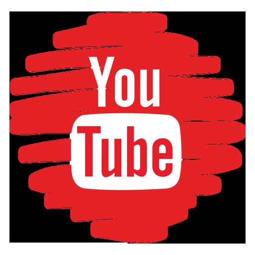 Download Free png Youtube distorsionada icono r.
