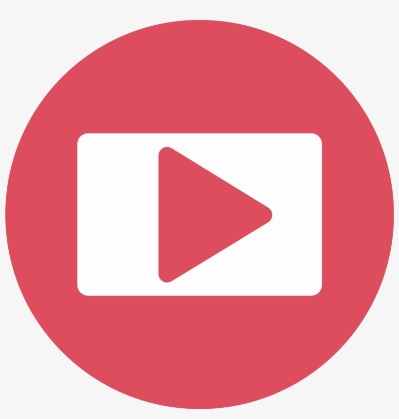 Icono Play Youtube Png.