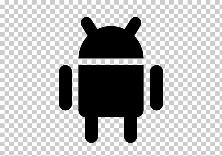 Iconos de computadora de desarrollo de software de Android.