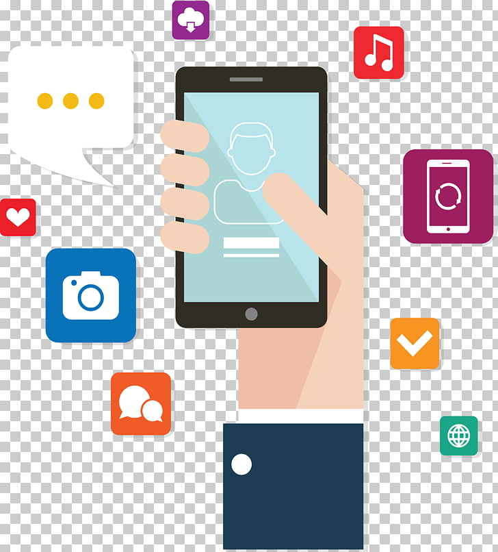 Icono de sms de desarrollo de aplicaciones móviles para.