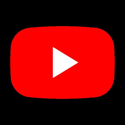 Icono Youtube Gratis de Visoeale Social Media.