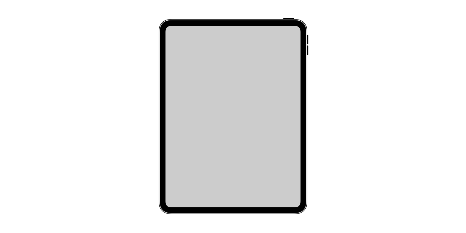 Exclusive: Icon found in iOS shows 2018 iPad Pro.