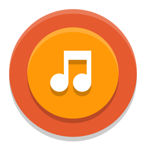 Icono Multimedia, audio, reproductor de Gratis de Papirus Apps.