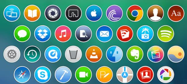 Tres packs de iconos para Android gratuitos que no debes perderte.
