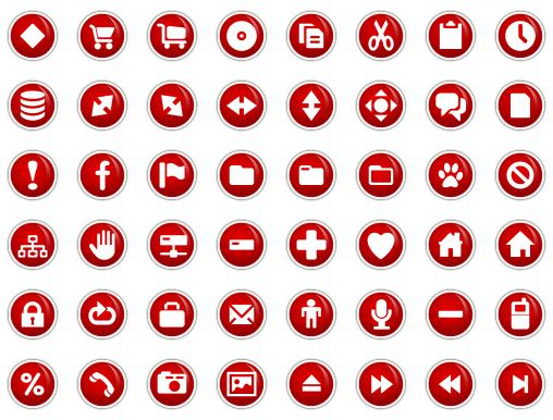 Iconos Para Web Png Vector, Clipart, PSD.