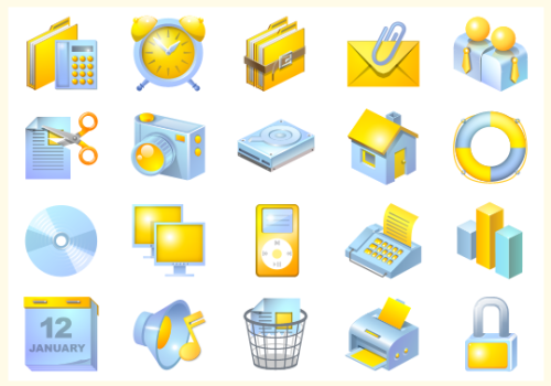 Descarga: pack de 560 íconos gratuitos para aplicaciones web o de.
