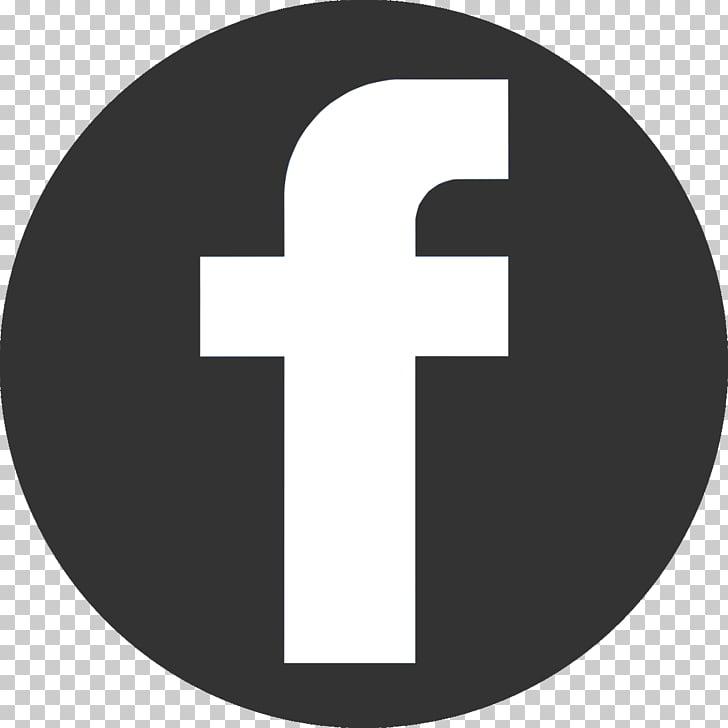 Computadora iconos símbolo facebook logo gráficos de red.
