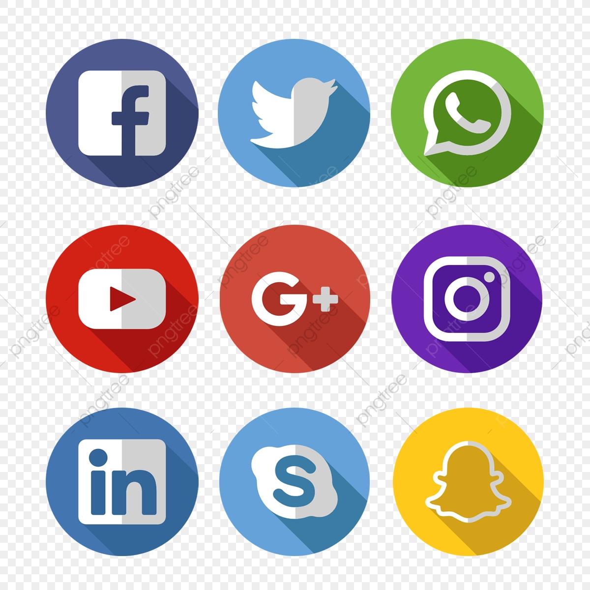 Iconos De Redes Sociales, Iconos De Redes Sociales, Facebook.