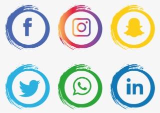 Iconos Redes Sociales PNG, Transparent Iconos Redes Sociales PNG.