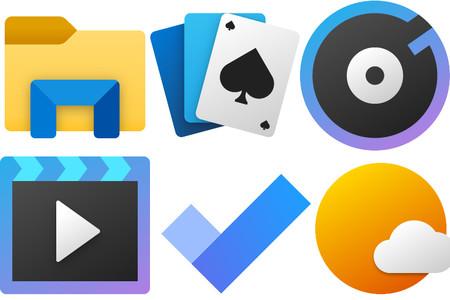 Este puede ser el diseño que veamos en los nuevos iconos de.