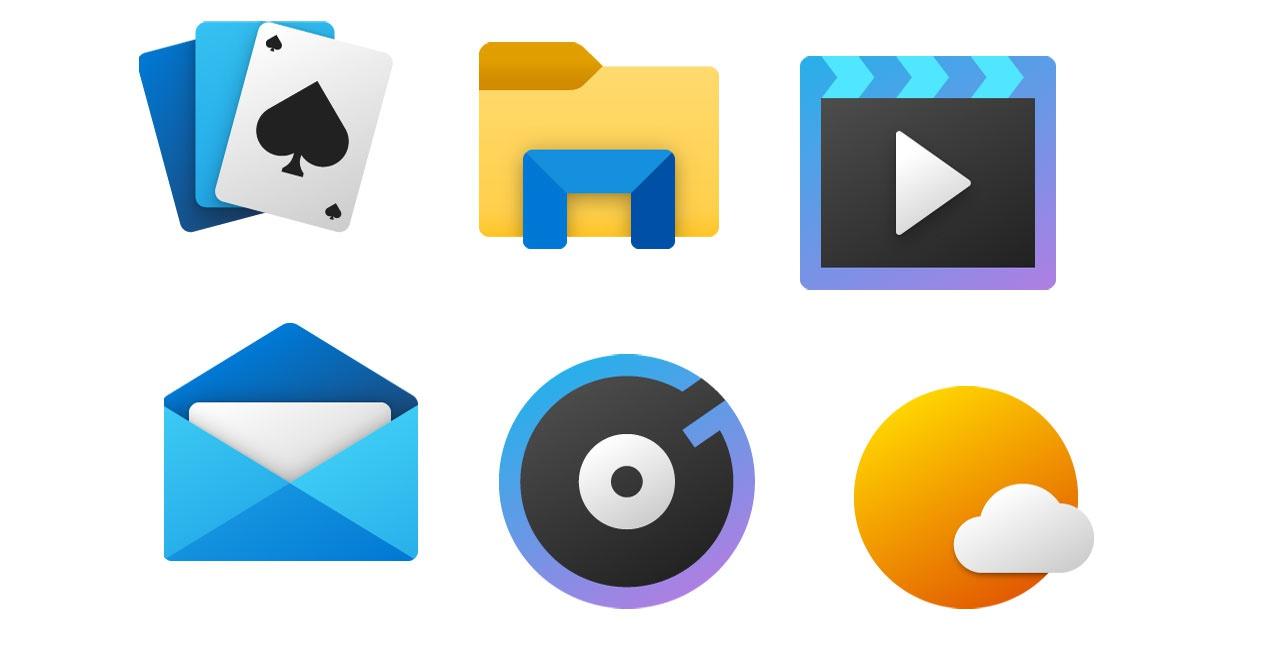Microsoft prepara grandes cambios en iconos importantes de.