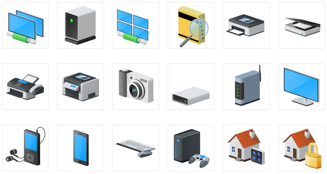 En esta base de datos puedes ver y descargar todos los iconos que se.