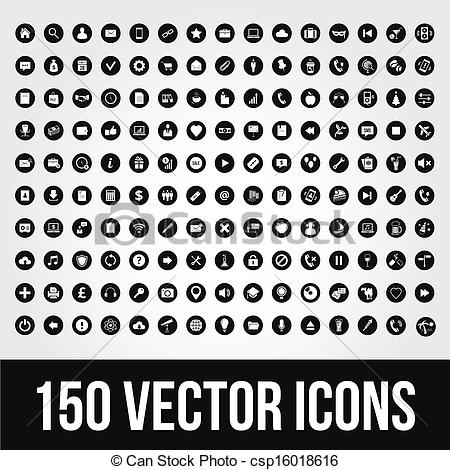 Free clip art icons.