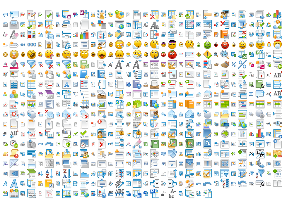 10 Admin Icon 16X16 Images.