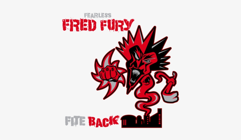 Fearless Fred Fury Icp.