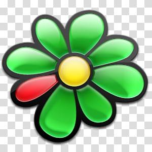 ICQ transparent background PNG clipart.