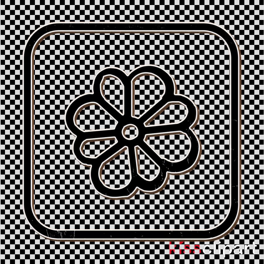 icq icon media icon network icon clipart.