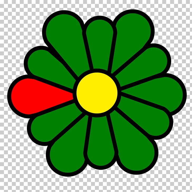 ICQ Instant messaging client, Chat Room Logo PNG clipart.