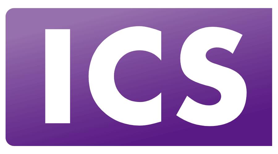 Integrated Computer Solutions (ICS) Vector Logo.