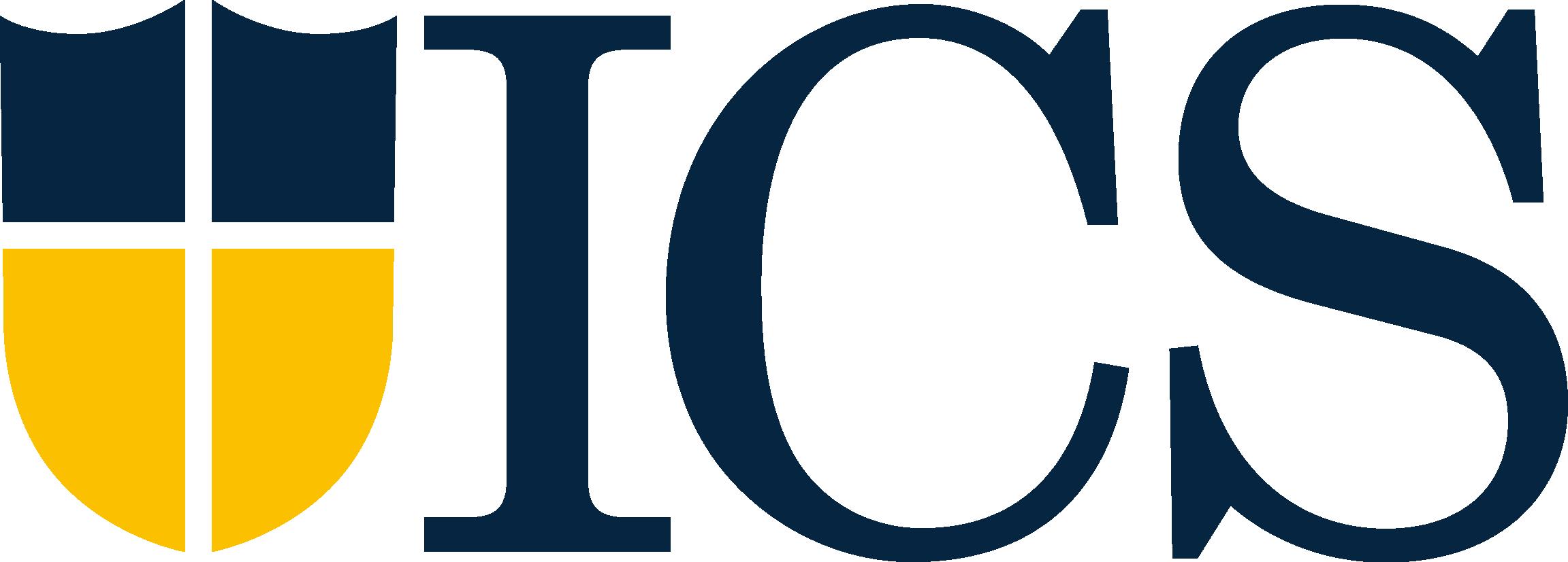 ICS Logo — ICS Udon Campus.