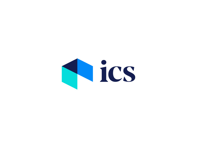 ICS Logo by Joe Taylor for LoudCrowd on Dribbble.