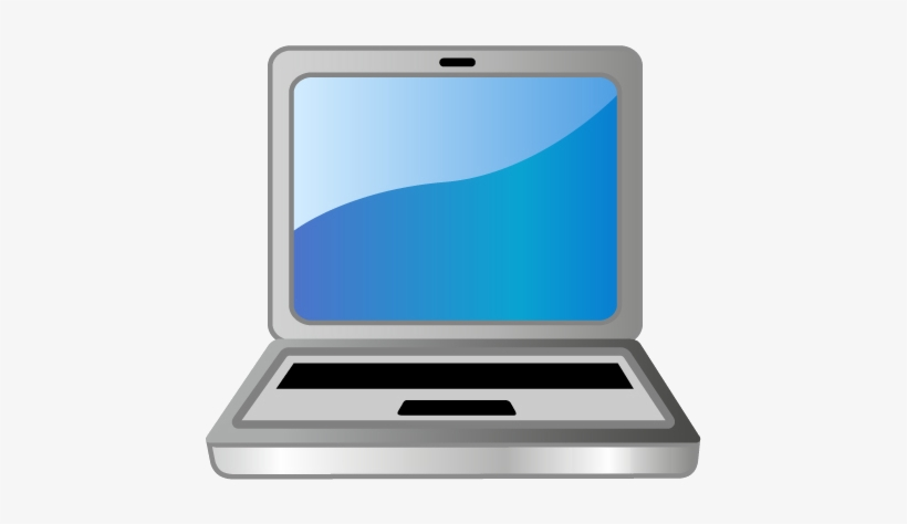Clipart Png Laptop.