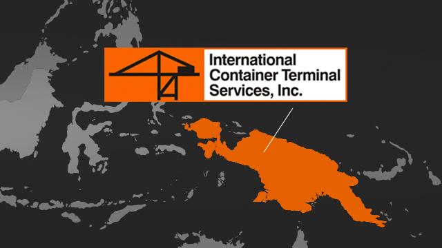ICTSI makes move into Papua New Guinea.