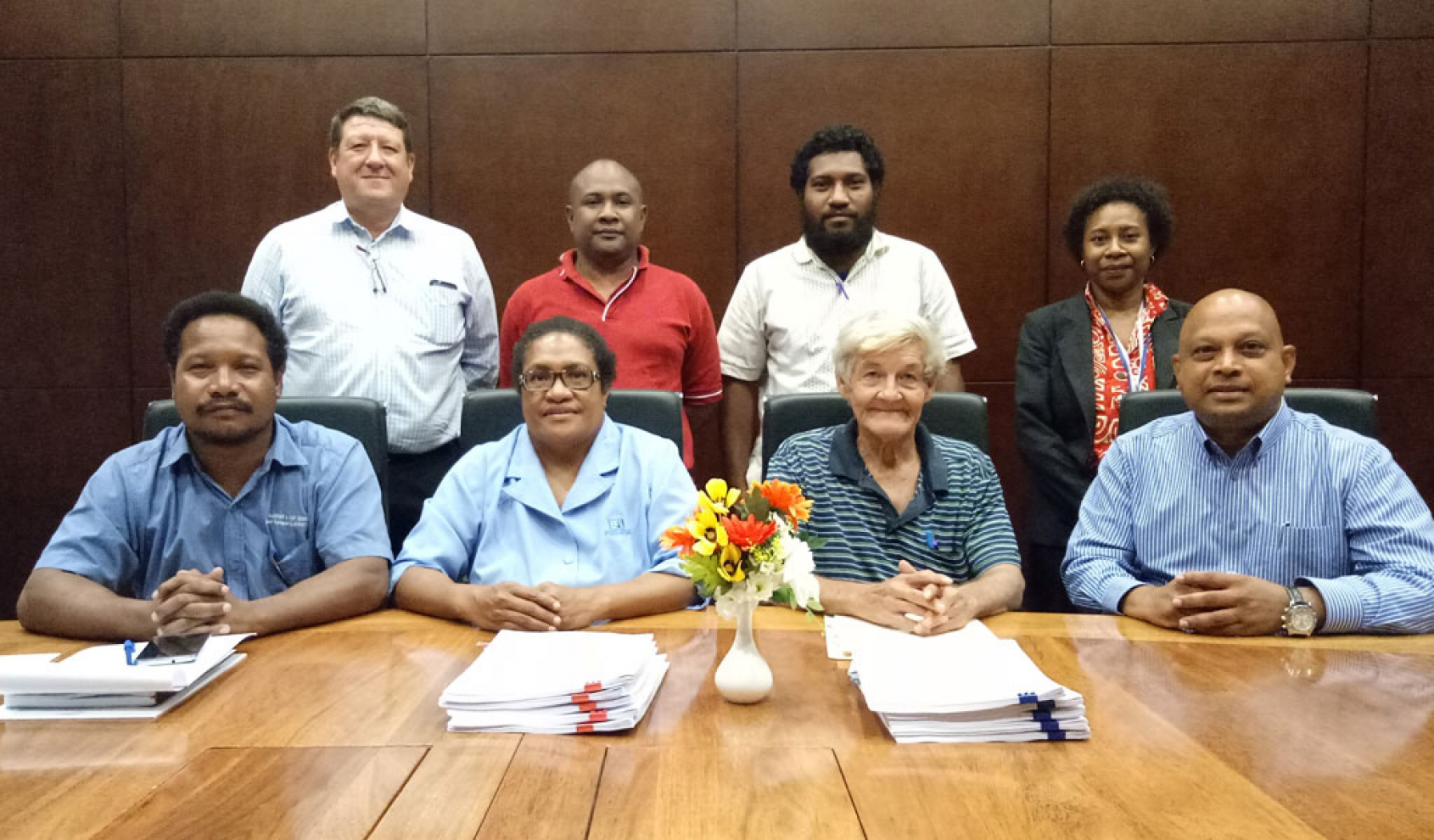 ITF welcomes partial victory as ICTSI signs new agreement with PNG.