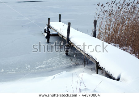 Stockholm Winter Snow Stock Photos, Royalty.