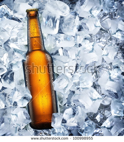 Ice Covered Stock Photos, Royalty.