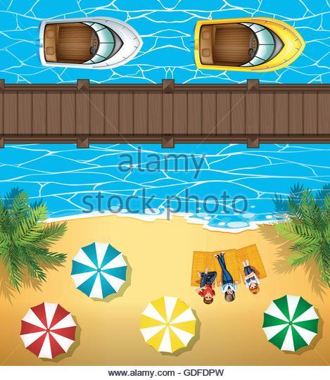 Sand Jetty Art Beach Stock Photos & Sand Jetty Art Beach Stock.