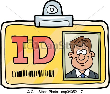 Identification card Illustrations and Clipart. 5,450.
