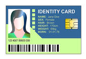 Id card Stock Illustration Images. 1,231 id card illustrations.