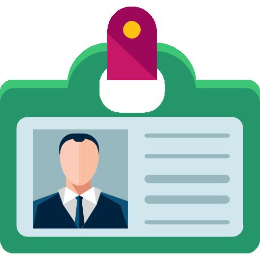 id card cartoon clipart Identity document Clip art clipart.