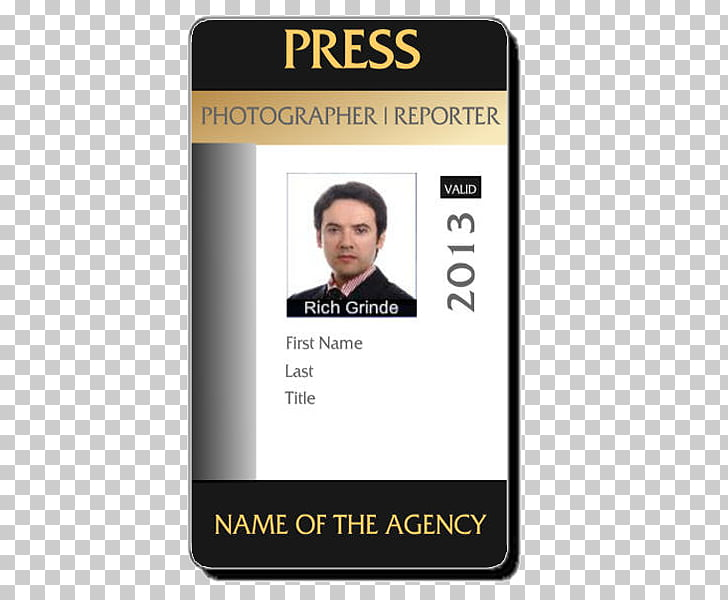 Template Identity document Photo identification Photographer.