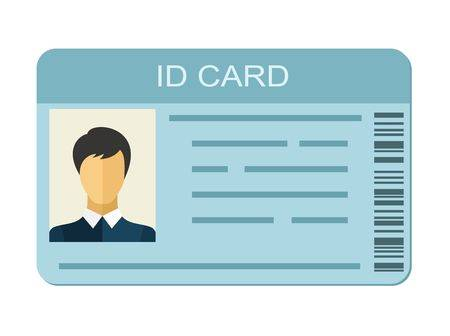 46,082 Id Card Stock Vector Illustration And Royalty Free Id Card.