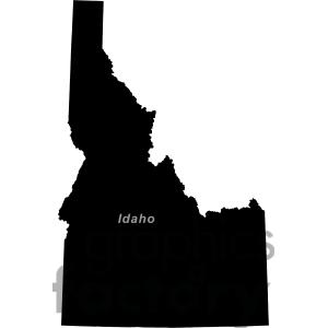 Idaho Clipart.