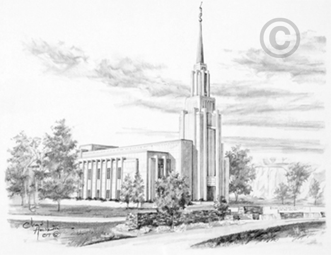 Twin Falls Idaho Temple.