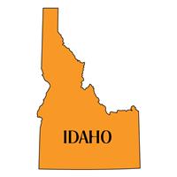 MAP OF IDAHO Logo Vector (.AI) Free Download.