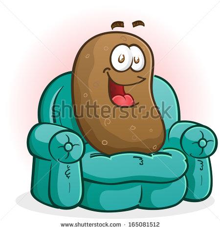 Idaho Potato Stock Images, Royalty.