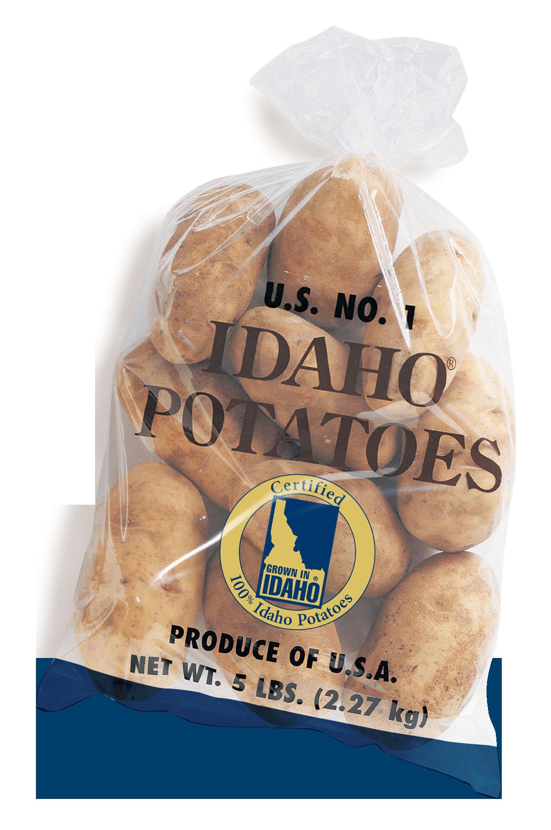 Idaho Potato Commission.
