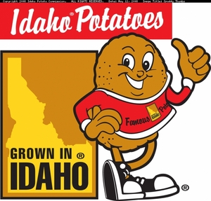 Idaho Potato Clipart Clipground