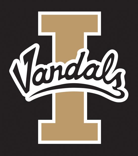 Idaho Vandals Alternate Logo.