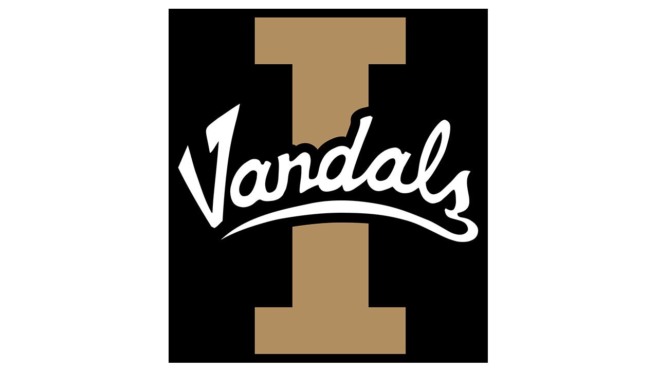 Idaho Vandals logo.