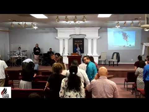 Iglesia De Dios Pentecostal MI Cape Coral Live Service.
