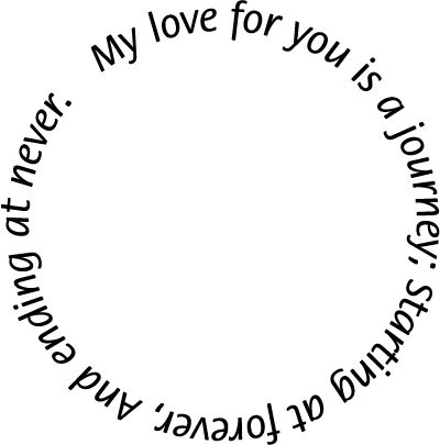love quotes clip art.