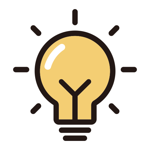 Light Bulb:, Bulb Light, Idea Icon PNG and Vector for Free Download.